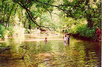 projet collectif Creek